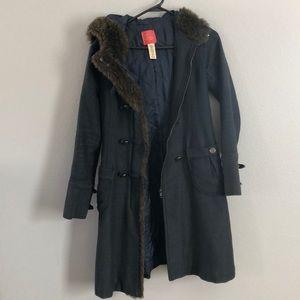 Lux Bomber Coat